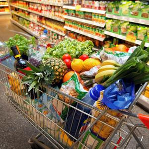 Магазины продуктов Бабаево