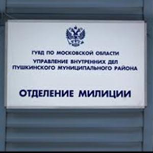 Отделения полиции Бабаево
