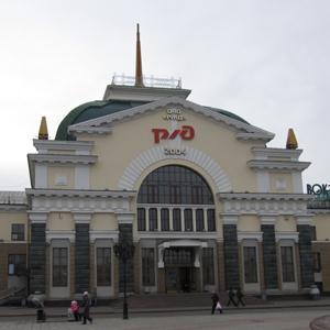 Железнодорожные вокзалы Бабаево